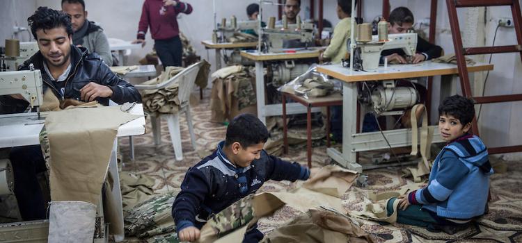 Suriyeli emeği: İşgücü piyasasını nasıl etkiliyorlar?