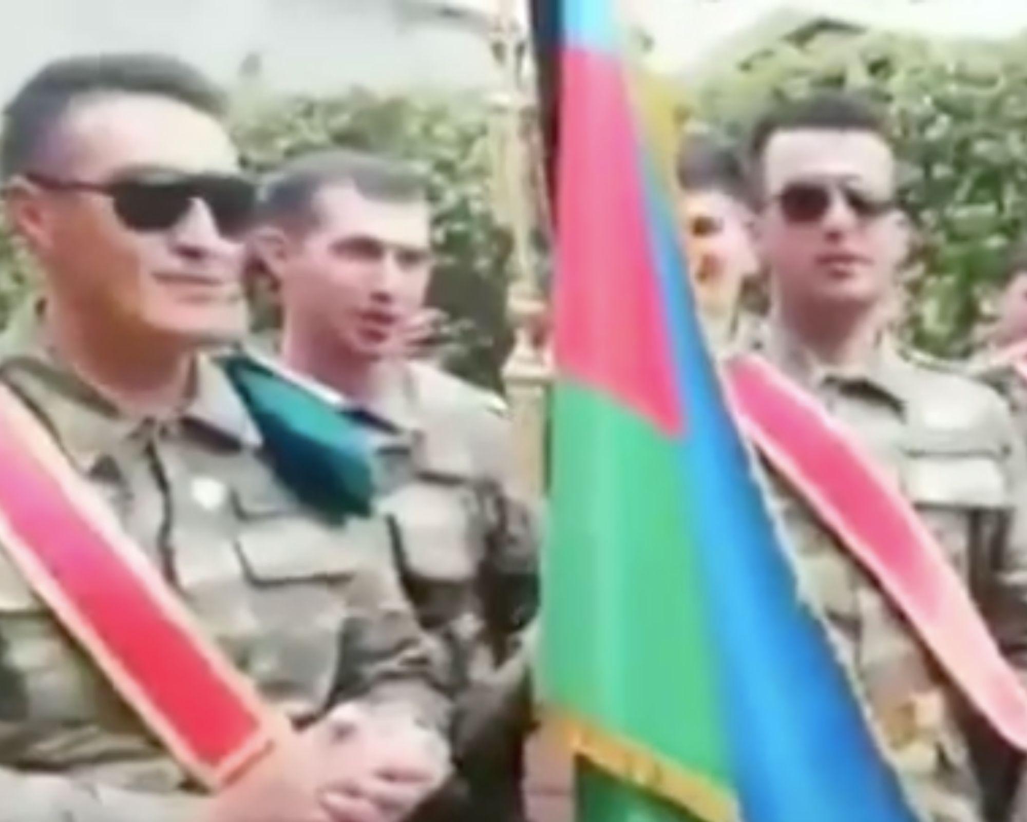 Videonun 27 Eylül çatışmasında Pakistan'ın Azerbaycan'a desteğini gösterdiği iddiası